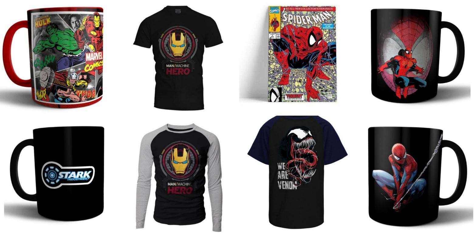 Clica na imagem e veja as melhores camisas, canecas e muito mais da loja@uselivecomics, e não se esqueçam, utilize o cupom nerdistraido e ganhe 10% de desconto na hora da compra!