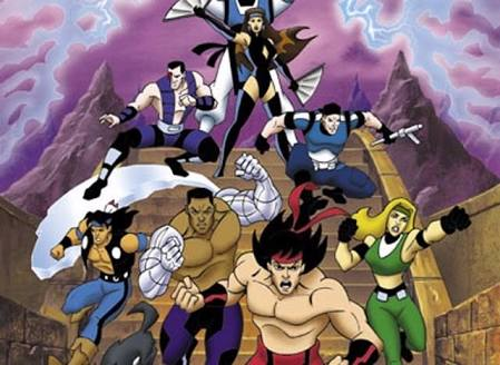 Mortal Kombat: Os defensores da Terra (1997)