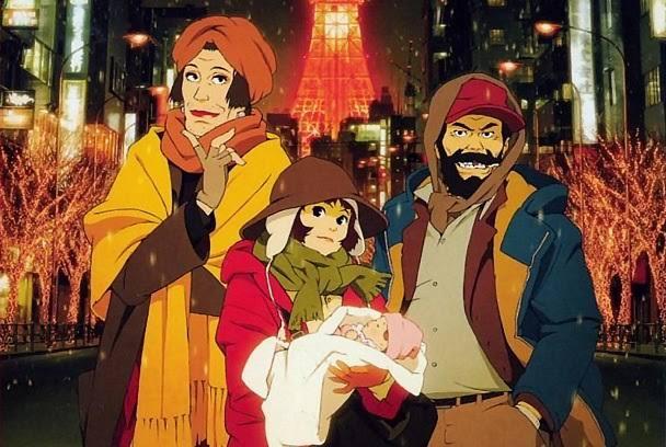 Tokyo Godfathers (filme)